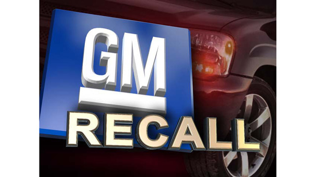 GM recalls 2016-2017 full-size trucks and SUVs; urges owners to not drive affected vehicles