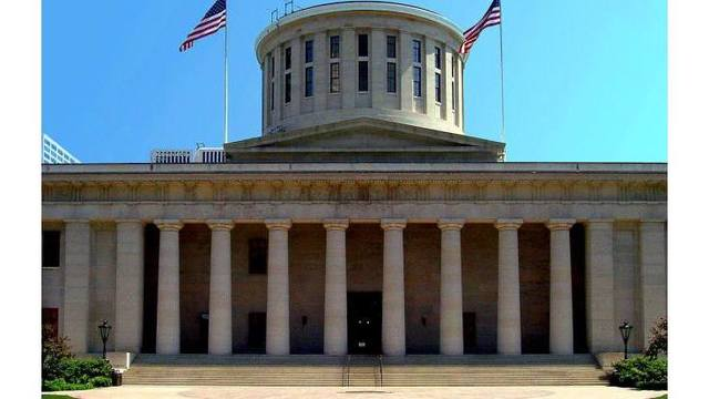 What is being done about guns and school safety at the OH Statehouse?