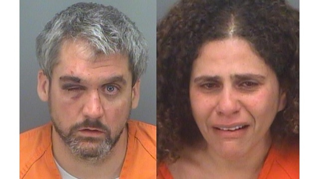Deputies: Couple took 5-year-old to bar, got wasted