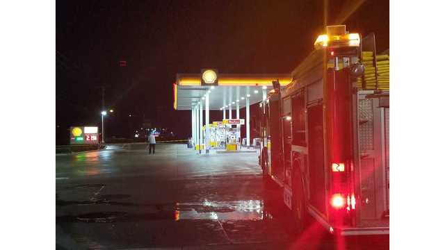 Hazmat called to scene of Vandalia fuel spill