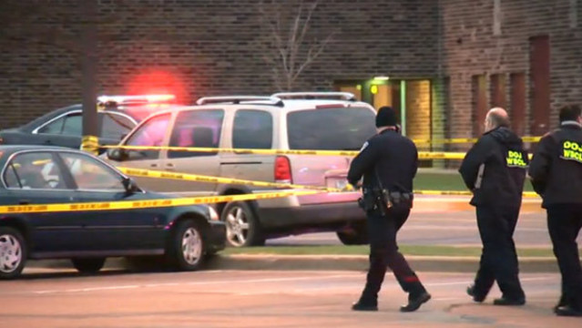 Police chief: Shooter arrived at prom on bike