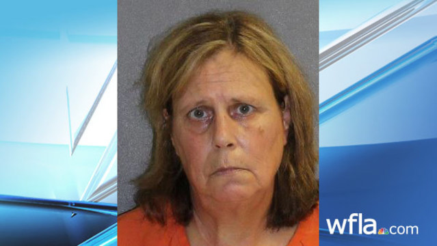 Florida woman accused of killing husband in hospital bed