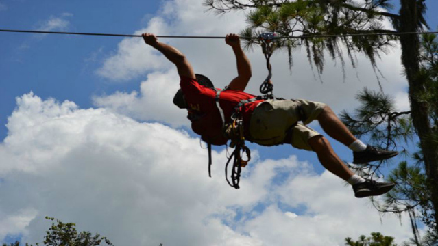 Largo commissioners approve zip line course