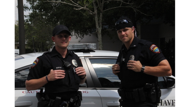Officers Doyle and Trimble_451489