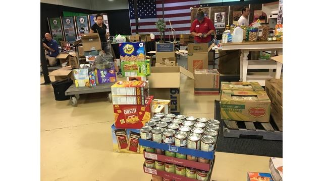 Tampa Bay organizations collect relief supplies for Puerto Rico