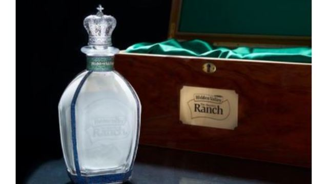 Ranch enthusiasts chance to win $35K dressing bottle from Hidden Valley