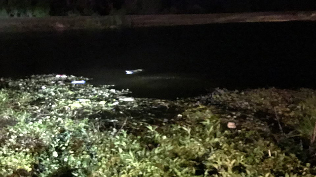 Man, 22, dies after suffering seizure, driving into pond