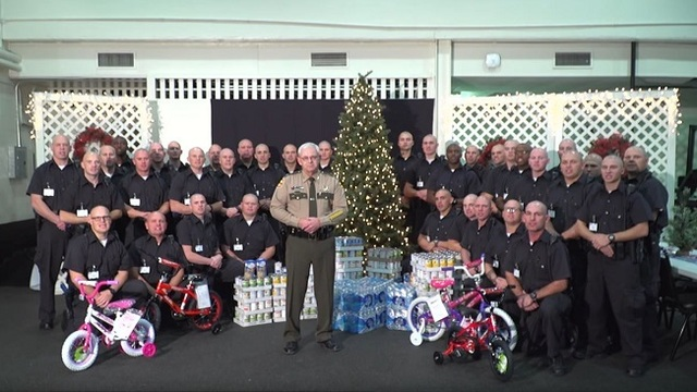 Video: Tenn. Highway Patrol does mannequin challenge, asks for donations for wildfire victims