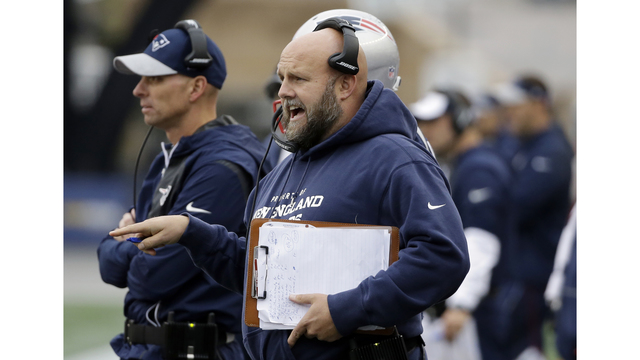 Bills hire Brian Daboll as OC