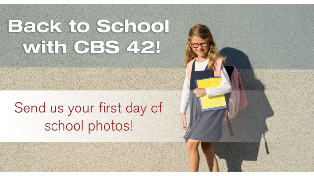 Back to School with CBS 42!