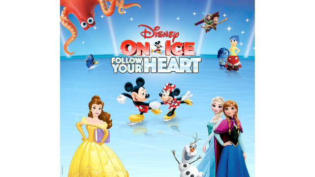 Disney on Ice: Follow Your Heart | Word of the Day Ticket Giveaway