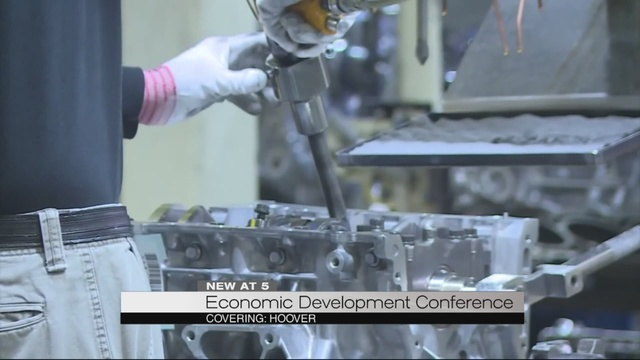 Governor talks jobs, education at economic developers conference