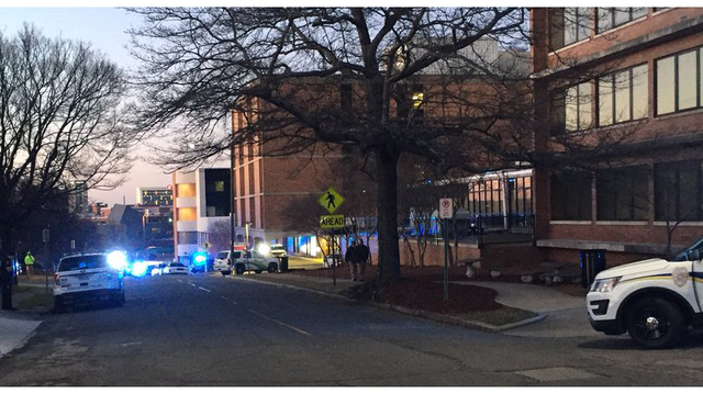 (Update) 2 people shot at UAB; Gunman dead