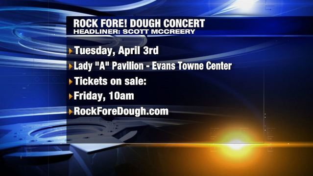 2018 Rock Fore Dough lineup announced