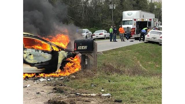 One person dead after crash on River Road in Burke County
