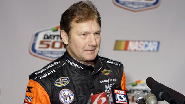 Fmr. NASCAR driver arrested for attempted underage sex