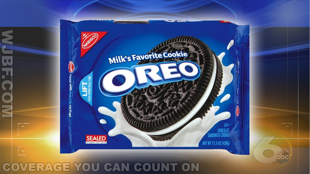 FREE Oreo chocolate candy bar!