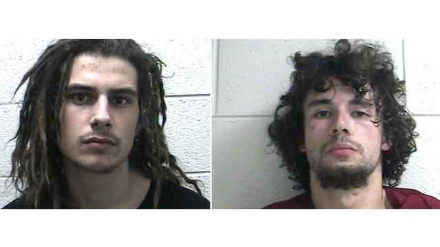 JCPD arrest pair on multiple charges after report of home disturbance