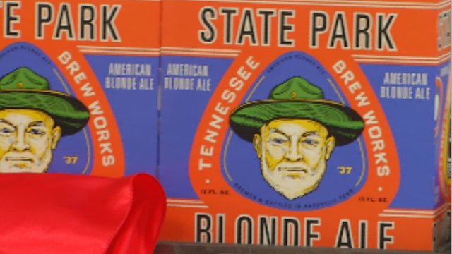 New beer benefits Tennessee's 56 state parks