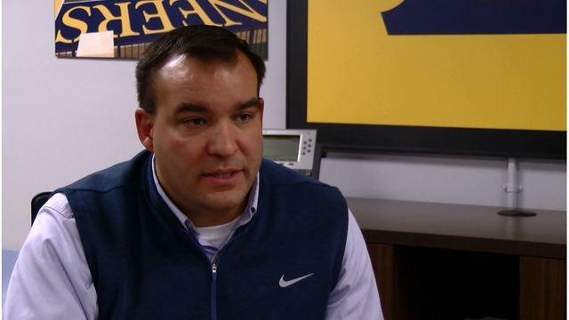Scott Carter named ETSU's new athletic director