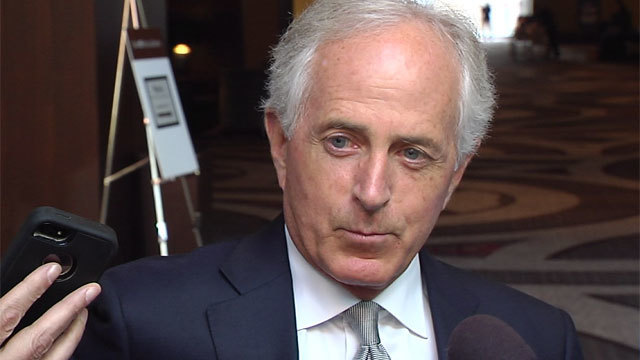 Corker decides against reelection bid, sticks with retirement