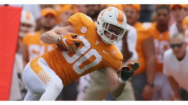 Injured Tennessee players to sit out Florida game