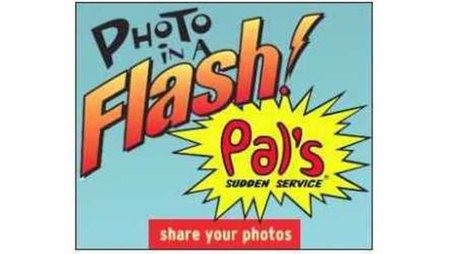 Win a mug from Pal's Photo In A Flash!