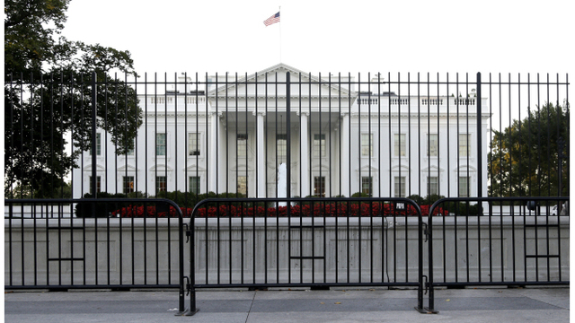Secret Service responding to self-inflicted gunshot outside of White House