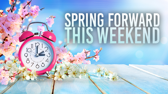 Daylight Saving Time to begin Sunday, March 11