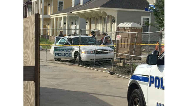 HANO officer found shot to death inside squad car in the 2400 block of Freret Street