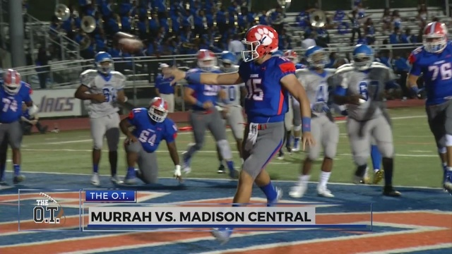 The O.T.: Madison Central 49, Murrah 18
