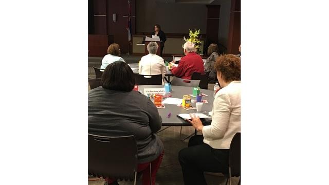 Rankin County School District holds Literacy Design Collaborative Demo Day