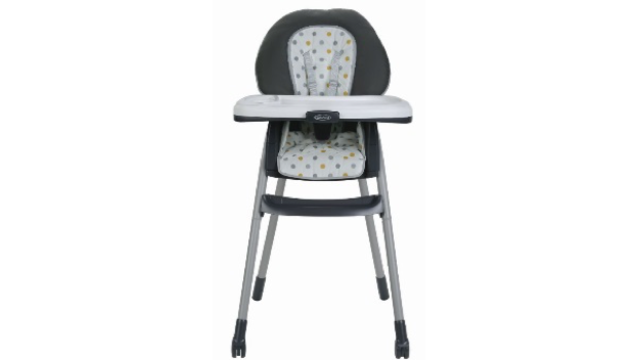 Graco recalls 36000 highchairs for potential fall hazard