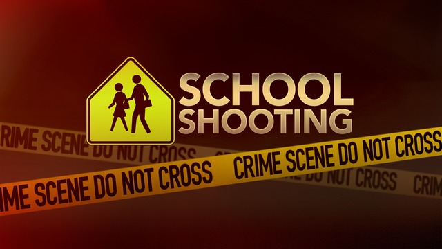 Several wounded in Alabama school shooting