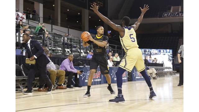 Southern Miss beats Florida International in first round of C-USA Tournament