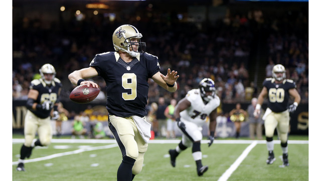Drew Brees, New Orleans Saints agree on contract extension