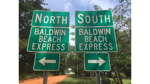 Toll Authority Could Be Created In Baldwin County