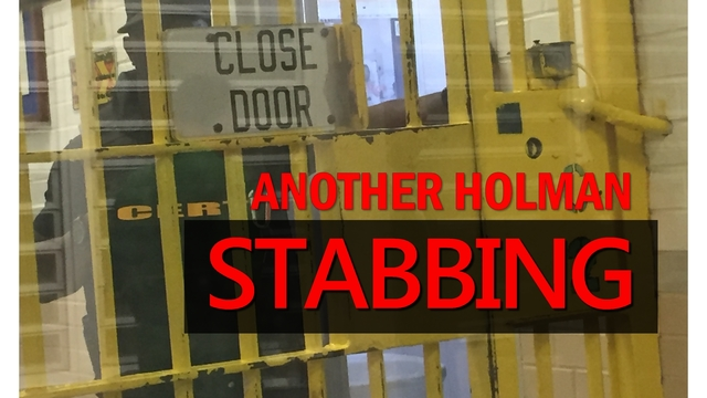 UPDATE: Another Corrections Officer Stabbed in the Head at Holman Prison