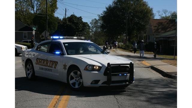 DA: Alabama sheriff found dead in office