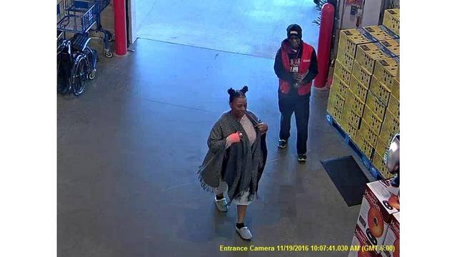 WANTED: Mobile Police Searching for Purse Thief