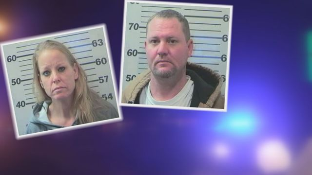 Meth Trafficking Couple Arrested by Mobile Police