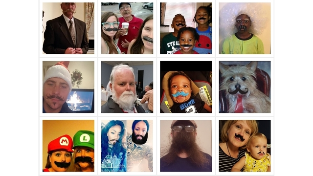Winners of WKRG's Movember Mustache Contest Announced!