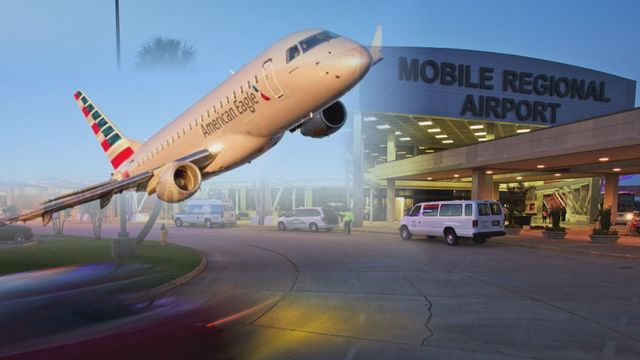 Larger Jets, Upgraded Service Coming to Mobile Regional Airport
