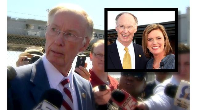 Report: Governor Bentley Denies Rumors of Impending Resignation