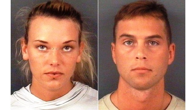 Couple Accused Of Shooting Service Dog
