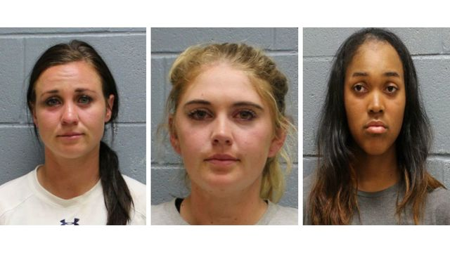Suspensions lifted for 3 arrested Auburn softball players