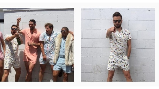 Rompers For Men: Your New Favorite Summer Outfit?