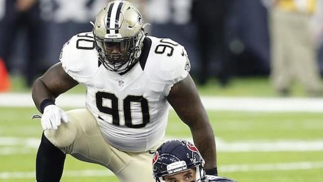 Saints release Nick Fairley