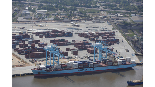 Widespread Cyberattack Impacts Container Terminal in Mobile