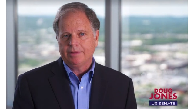 Doug Jones Wins Democratic Nomination for U.S. Senate in Alabama